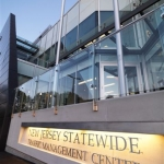 Exterior of New Jersey Turnpike Authority Traffic Management Center; Project Manager Anthony Bartello-Thomas Scerbo