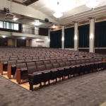 Auditorium Upgrades at Arts High School - Newark